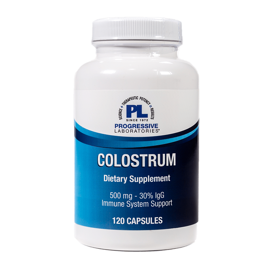 Colostrum - 30% IgG 120 Capsules Item # NS-025