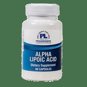 Alpha Lipoic Acid 100 60 Capsules Item # NS-213