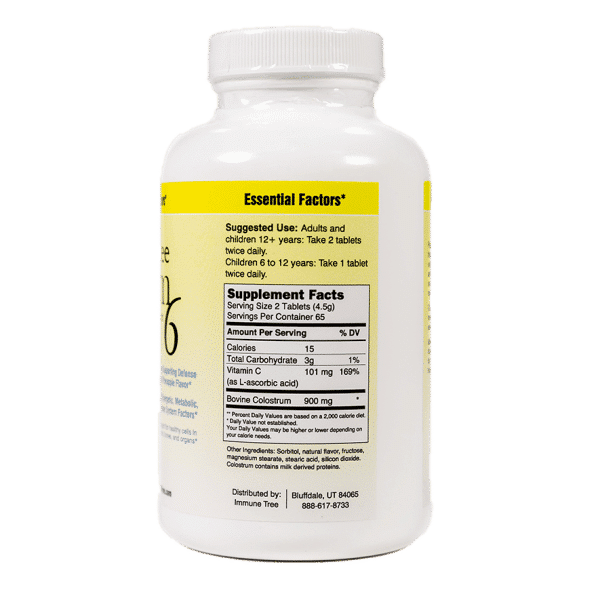 mynutritionalsolutions product thumbnail colostrum chewable rear