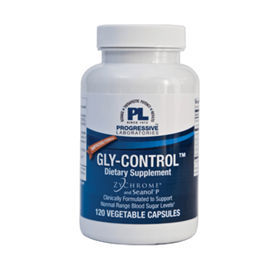 Gly-Control - 120 Veg Capsules - Item# NS-340