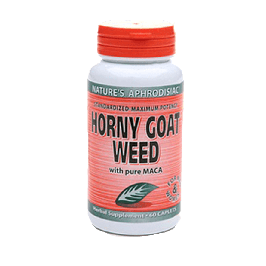 Horny Goat Weed 60 Caplets Item # NS-372