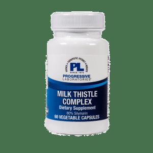 Milk Thistle Complex - 60 Veg Capsules - Item# NS-301