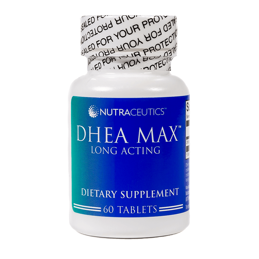 DHEA Max 60 Tablets Item # NS-279 front